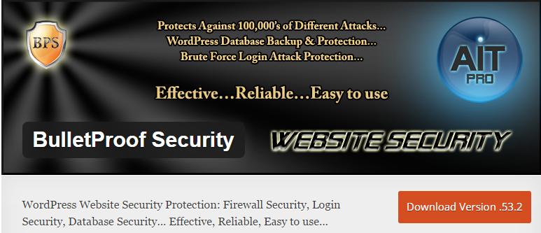 BulletProof-Security-screenshot